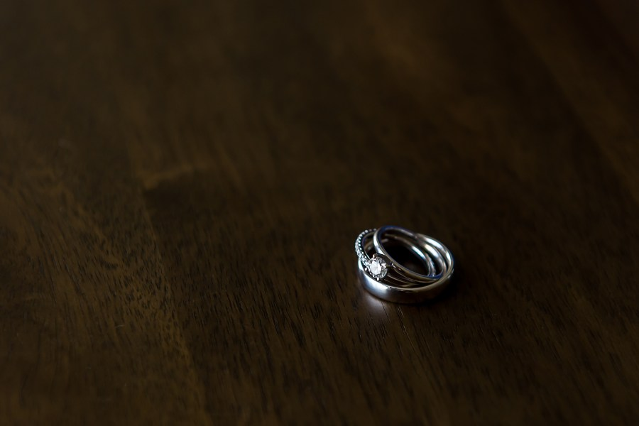 Wedding bands and rings