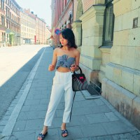 OOTD,Outfit of the day , Instagram, Blogger,Street Style, Style,Vintage ,travelers,travel, Lifestyle, Outfit, Fashion,Malmö ,Peple's Park,Slottsträdgården,Europe, Sweden Sweden,每日穿搭,时尚博主,生活方式,街拍,风格, 穿搭,时尚, Ins风, ,欧洲,马尔默的城堡花园,马尔默,古董,旅行 ,瑞典