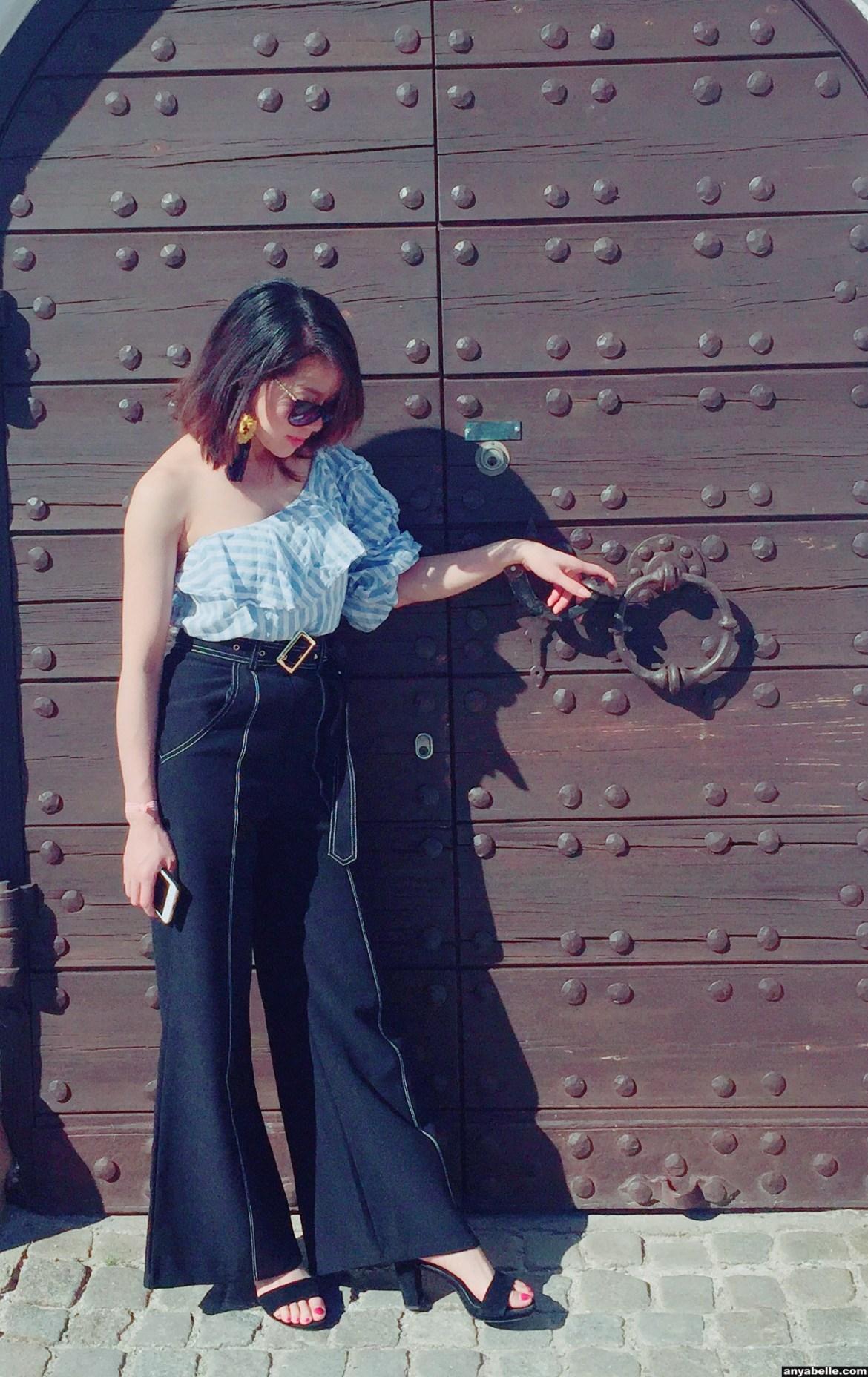 OOTD,Blogger,Street Style, Style,Lifestyle, Outfits, Fashion,Flower, Magnolia 每日穿搭,时尚博主,生活方式,街拍,风格, 穿搭,时尚,鲜花,玉兰花