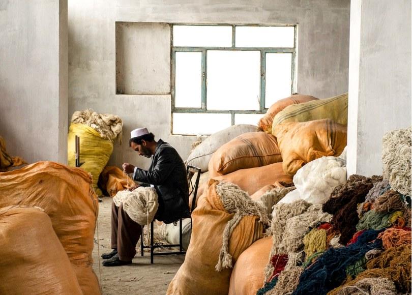 La mode au secours des pays en guerre