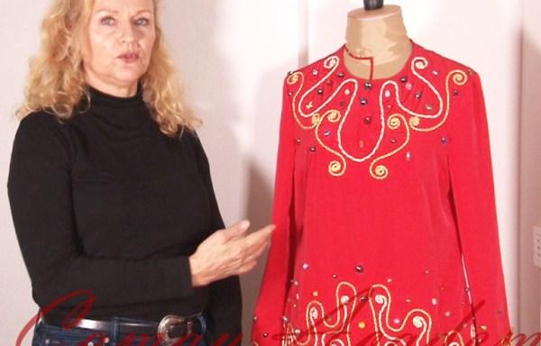 Patron de la tunique du cours niveau 1 – Tunic sewing pattern level 1