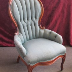 Floral Upholstered Chair Wheelchair Access Width Lot Detail - Victorian Antique Carved Mahogany