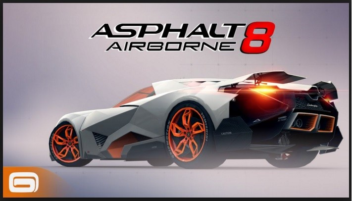 Asphalt 8 Mod Apk Download Cracked