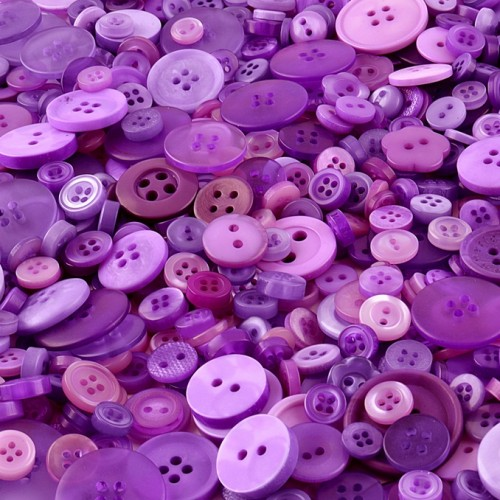lilac-craft-buttons