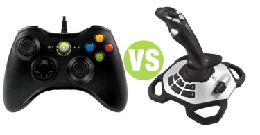 Difference Between Gamepad and Joystick