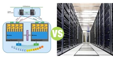 Difference Between Midrange and Enterprise Storage