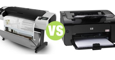 Difference Between Plotter and Printer