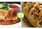 Difference Between Calzone and Stromboli | Calzone vs Stromboli