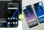 Difference Between Samsung Galaxy S7 and Galaxy S8 | Galaxy S8 vs S7