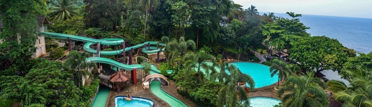Club Bali Hawaii Resort Anyer, Liburan di Pantai Dengan Fasilitas Water Park