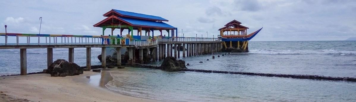 Bulakan Beach House, Villa di Anyer dengan Fasilitas Kolam Renang dan Dermaga Cafe