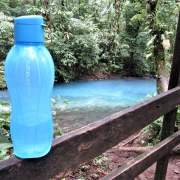 Blue Bottle and Blue Water