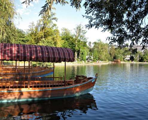 Pletna Boats