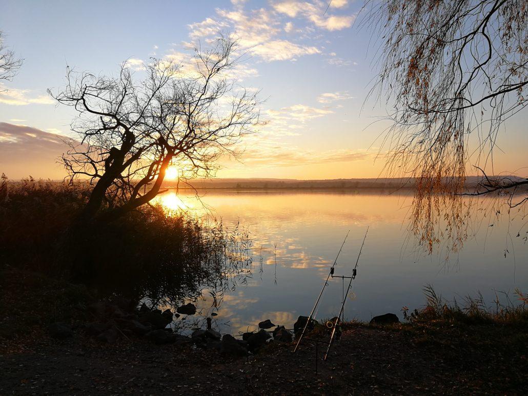 Kányavári sziget sunset kis-balaton
