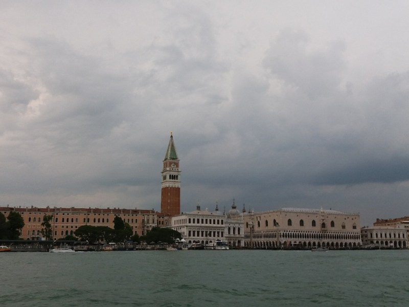 Venice from the Water