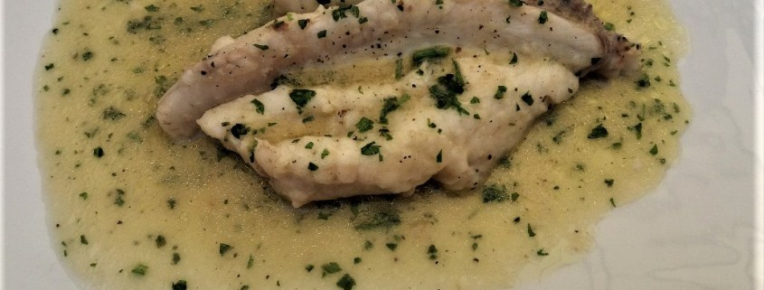 Monkfish in Venice