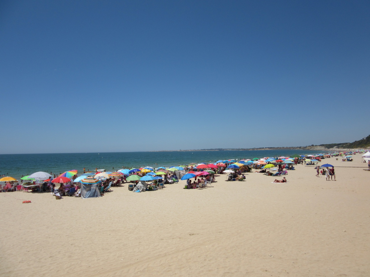 Santa Catalina Beach Cádiz