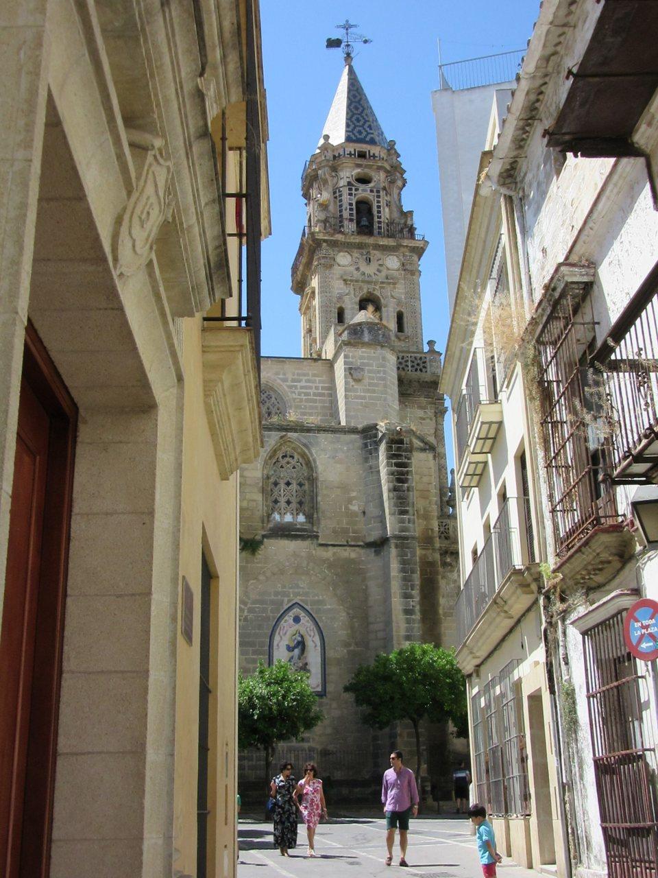 Iglesia de San Miguel Jerez
