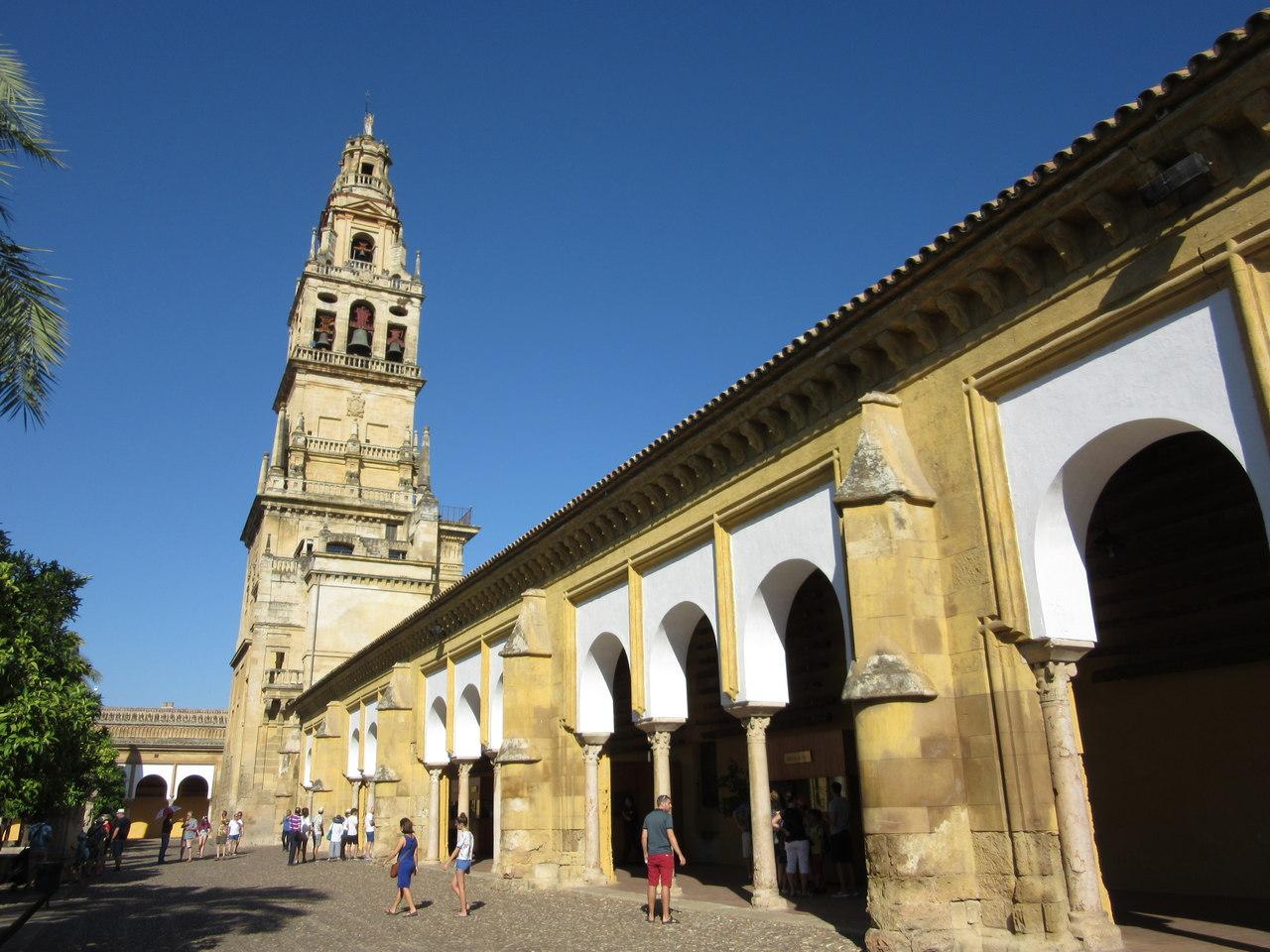 Mezquita Córdoba