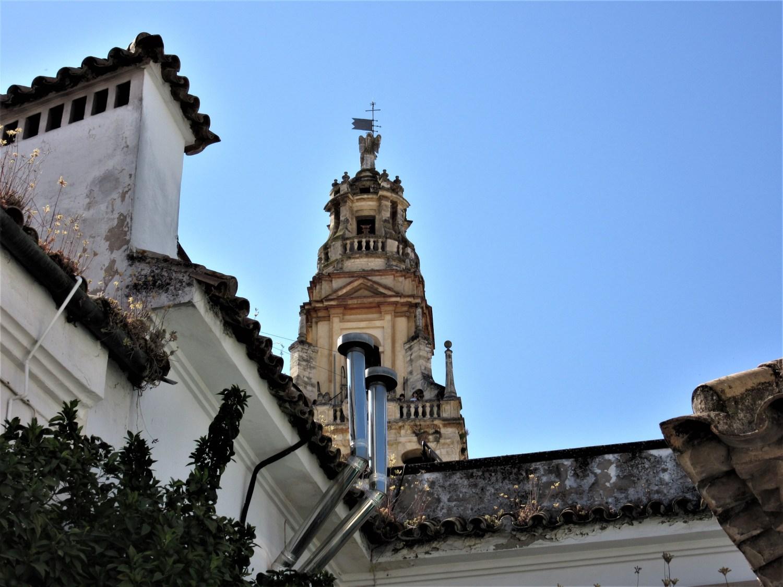 Córdoba skyline
