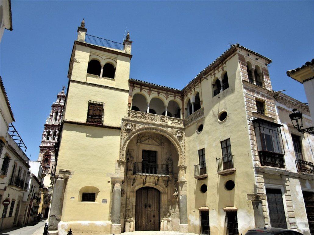 Palacio de Valdehermoso Écija