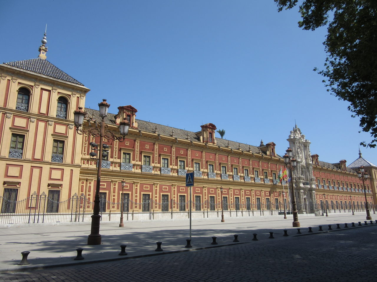 Palace of San Telmo Seville