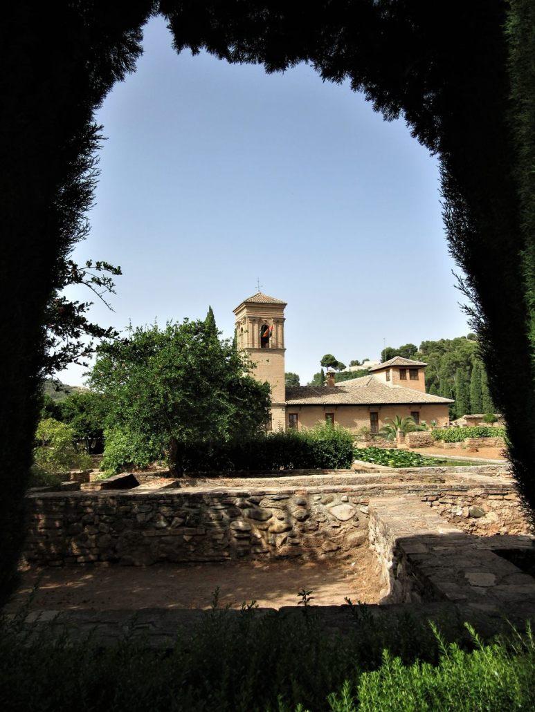 Alhambra Palace Granada