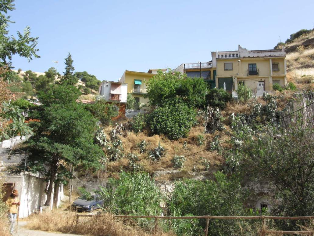 Sacromonte Granada