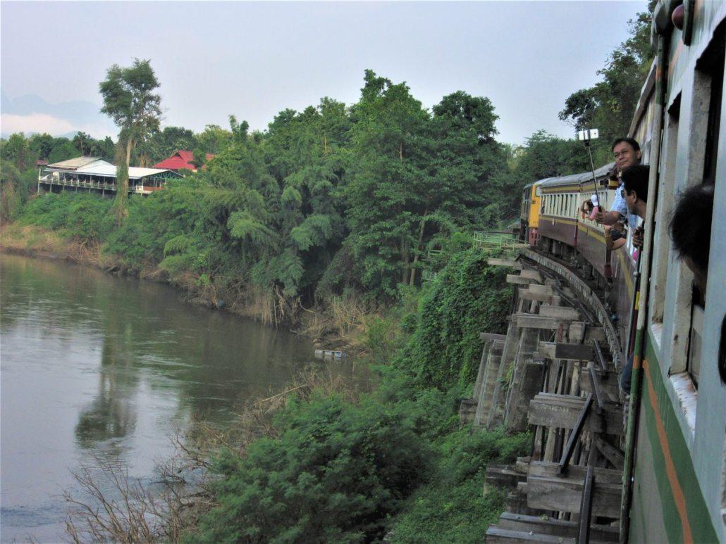 Kanchanaburi Death Railway