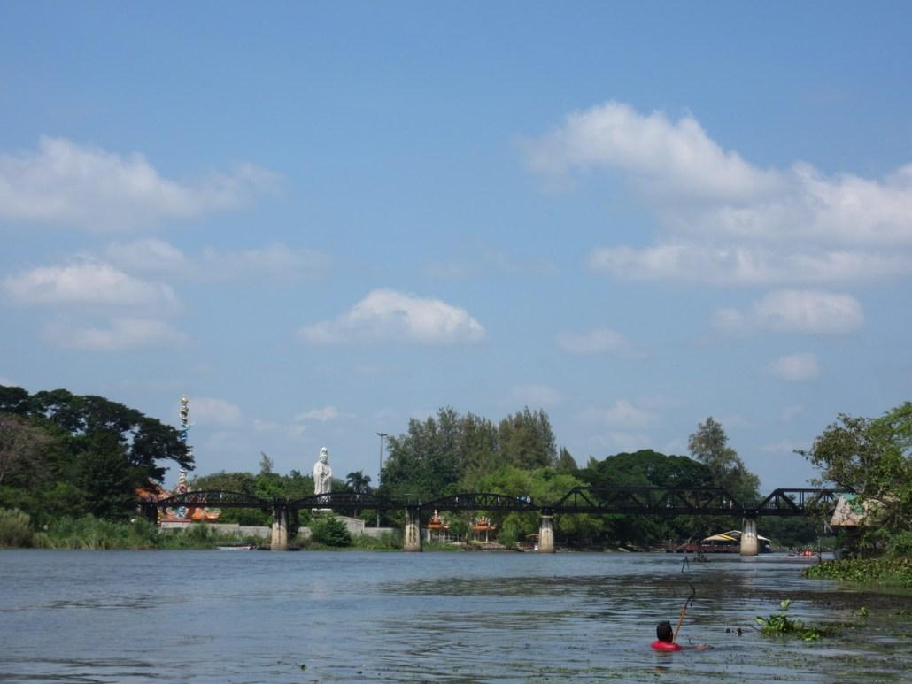 Bridge on the River Kwai Kanchanaburi