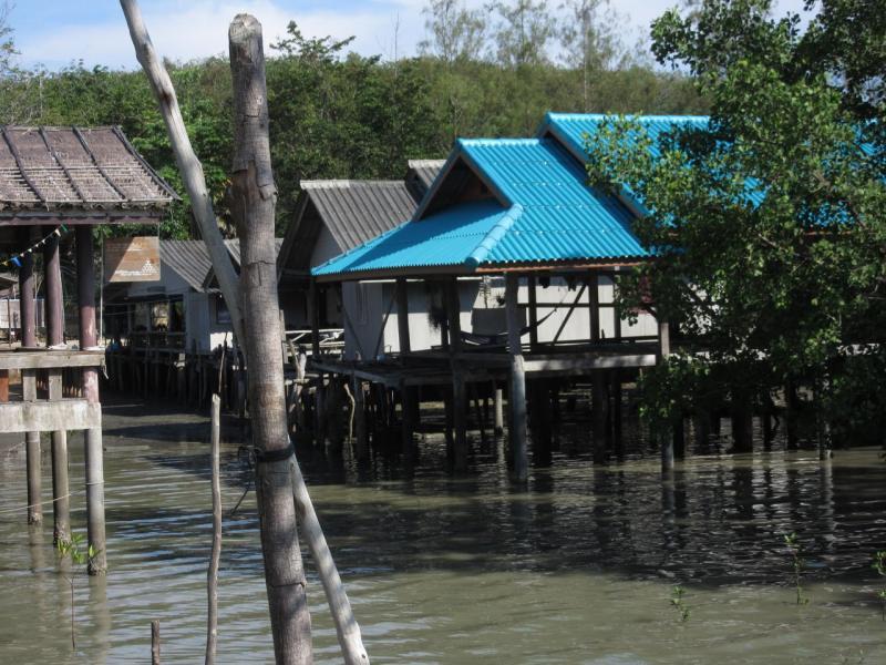 Koh Yao Noi fishing village