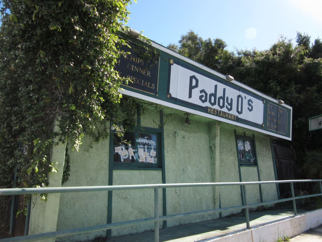 The old Looneys bar in Torrance CA