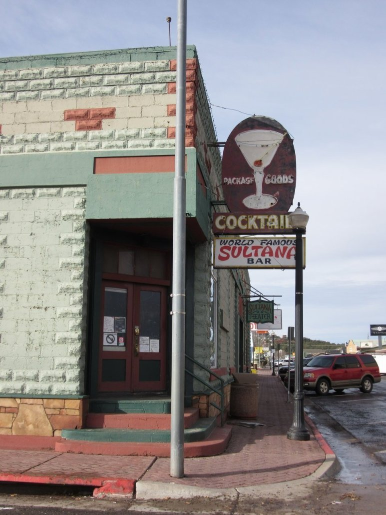 Storefront in Williams AZ