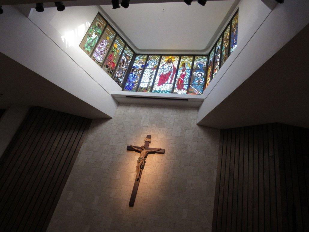 St Theresa RC church Phoenix AZ
