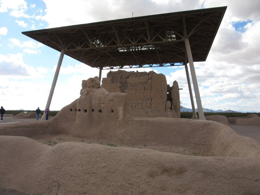 Casa Grande Ruins National Monument, Coolidge, AZ