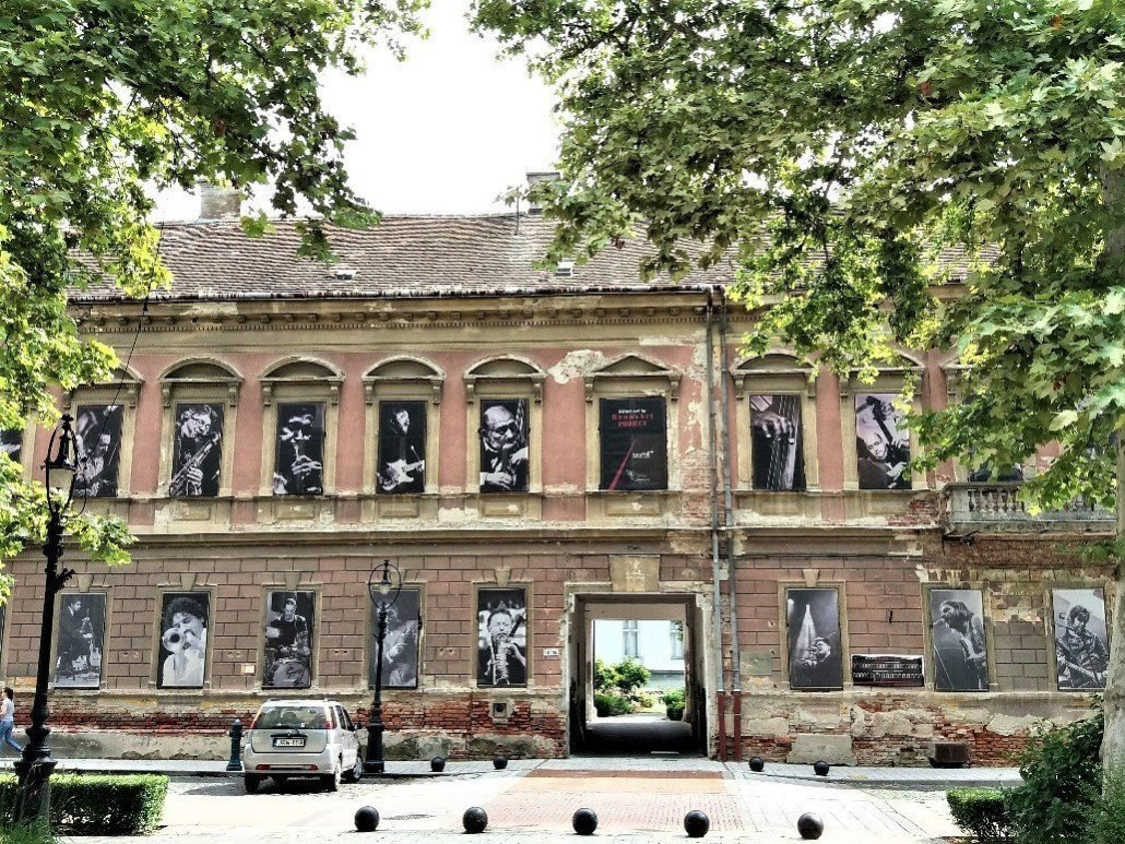 PosterHouse on Erszébet tér Nagykanizsa Hungary