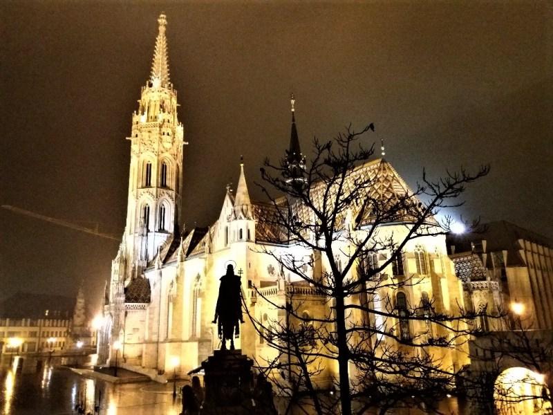 St Matthias Church Budapest