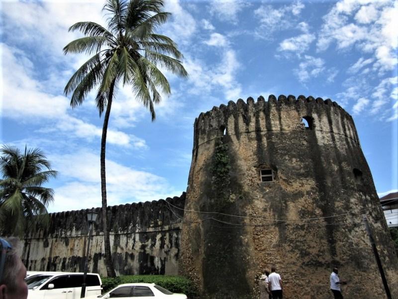 Old Fort, Stone Town, Zanzibar