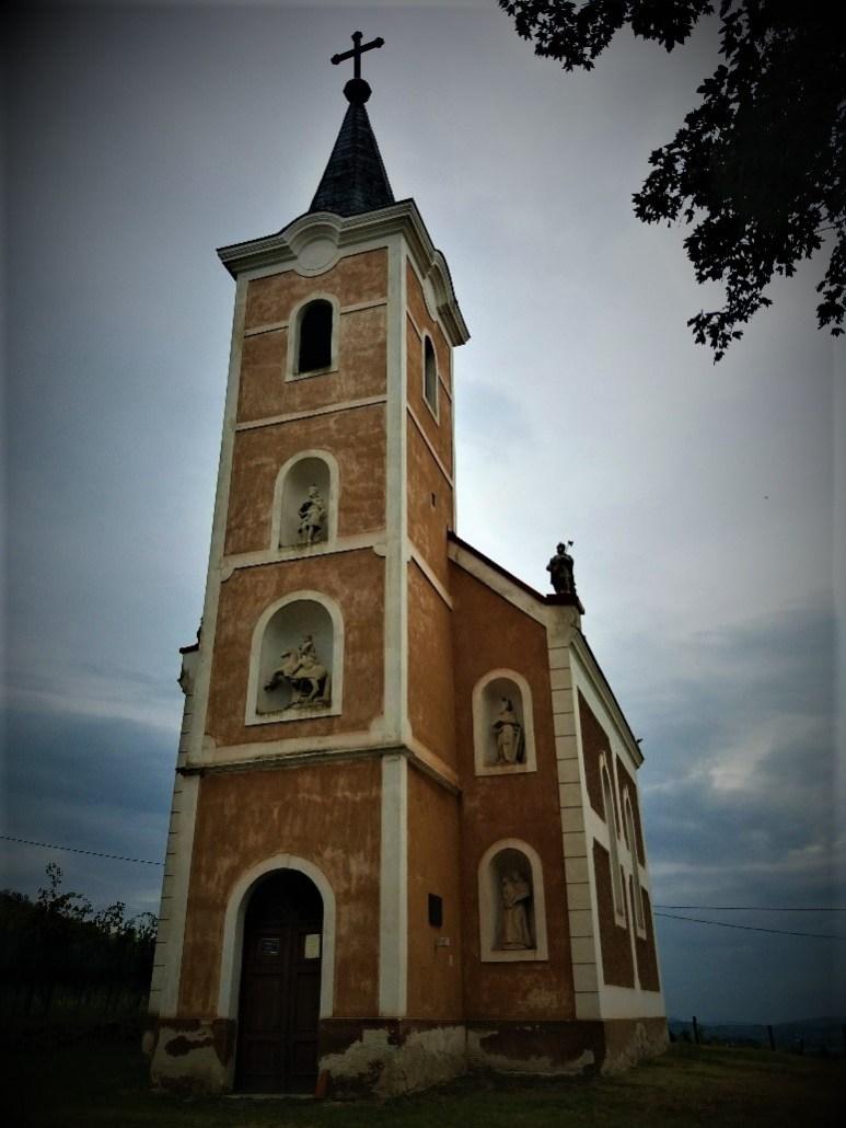 Szent György hegy Polish chapel