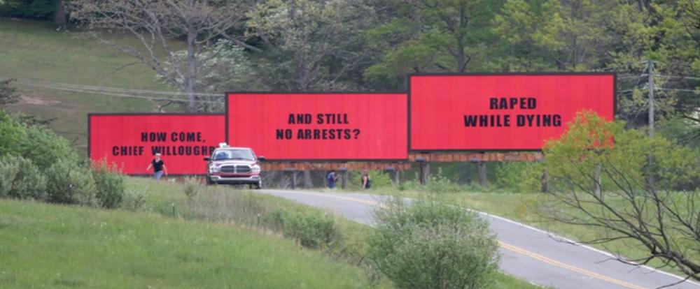 Image result for 3 billboards