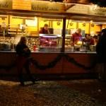 Kochwurst, Kieler Weihnachtsmarkt