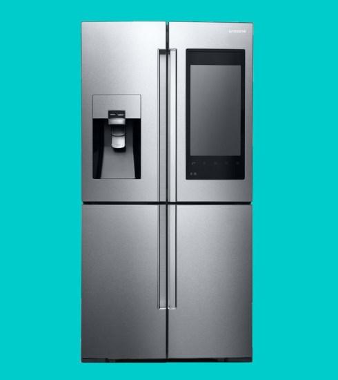 americká chladnička