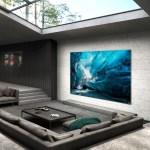 MICRO LED televízor