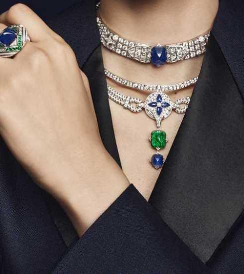 Šperky Louis Vuitton