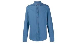Bavlnená košeľa Brunello Cucinelli