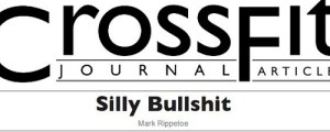 "Click to read ""Silly Bullshit""."