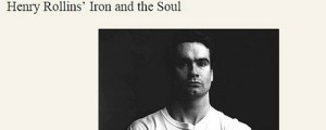 "Read ""Iron And The Soul""."
