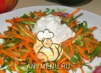 salat-iz-morkovi-i-ogurcov