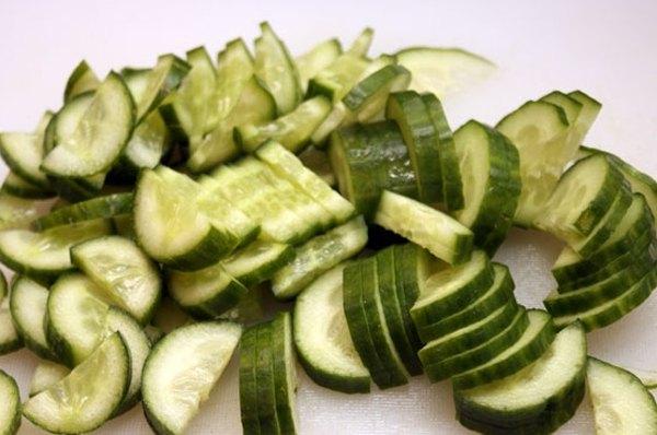 Греческий салат с тунцом2