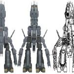 SDF-1 WHAM 3